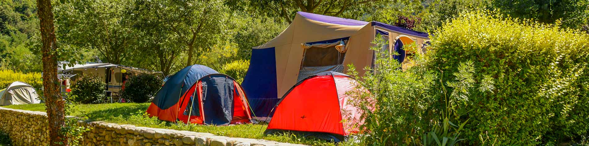 emplacements camping cevennes