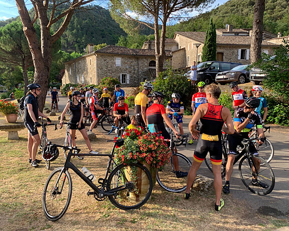 location camping velo cevennes